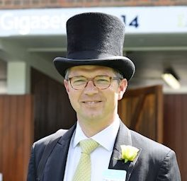 Roger Varian, racehorse trainer, Carlburg Stables